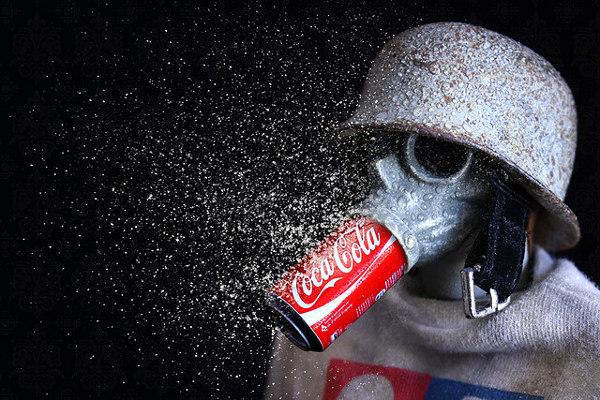 喝的不是可乐,而是意志力 – 深夜谈吃