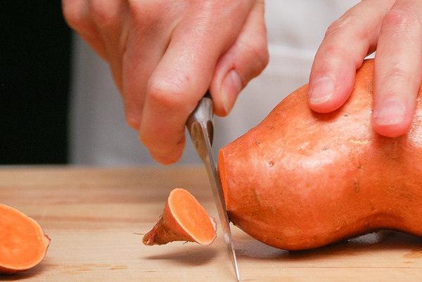 乐清湾的番薯黄夹 – 深夜谈吃