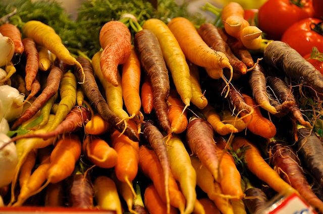 冬吃萝卜 – 深夜谈吃