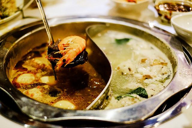 火锅是上帝的恩赐 – 深夜谈吃