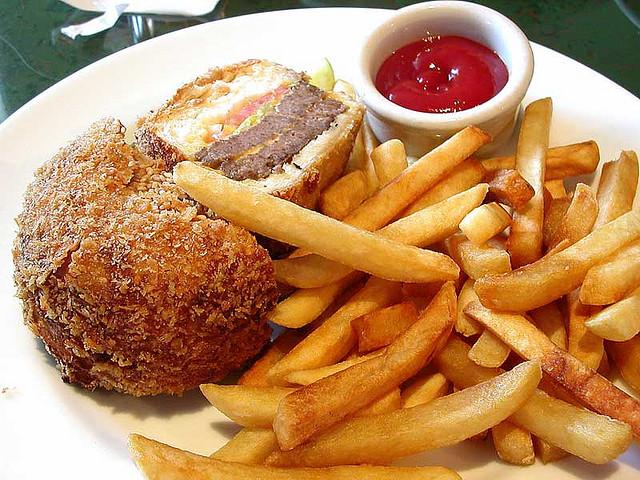 瞬间治愈一切的美式炸薯条 – 深夜谈吃