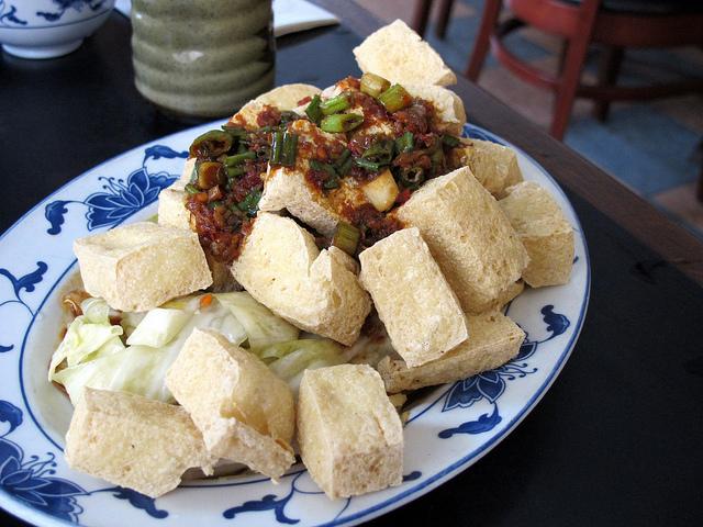 臭豆腐与城管 – 深夜谈吃
